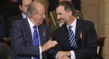 Se jubila... otra vez: el rey Juan Carlos de España anuncia su retiro de la vida pública