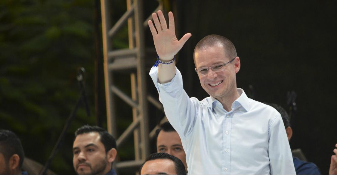 ¡Sopas! Tribunal determina que la PGR usó recursos públicos para afectar a Ricardo Anaya en las pasadas elecciones