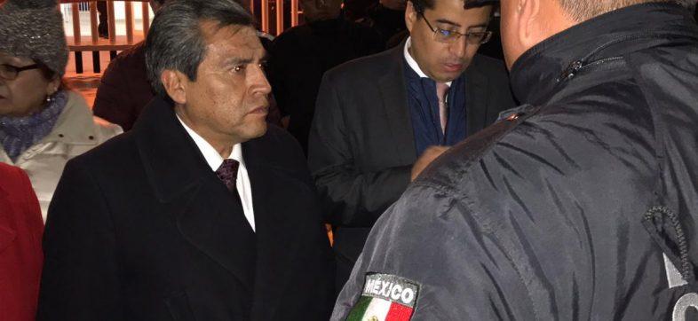 Ricardo Núñez, alcalde de Cuautitlán Izcalli
