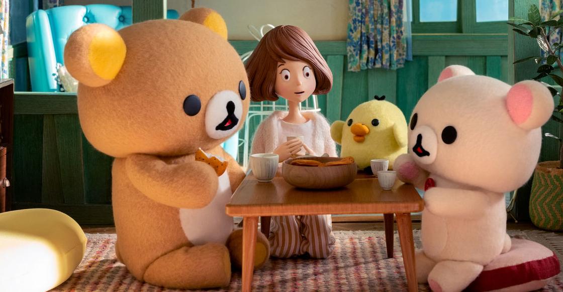 Rilakkuma y Kaoru, la serie de Netflix que nos recuerda el valor de los amigos en los días grises