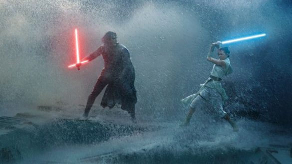 Salen las primeras imágenes y personajes de 'Star Wars: The Rise of Skywalker'