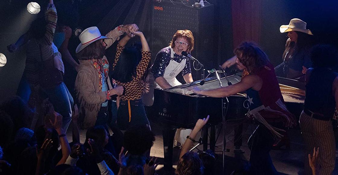 Elton John 'Rocketman'