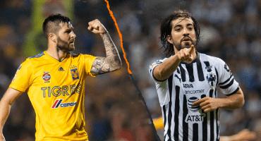 El golazo de Rodolfo Pizarro con el que se armó el clásico regio en Semifinales