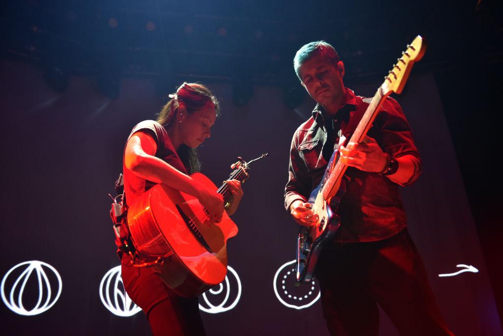 Rodrigo y Gabriela en vivo