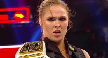 """""""WrestleMania fue bueno pero mi debut en UFC fue más importante"""": Ronda Rousey"""