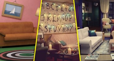 IKEA lanza muebles para recrear las salas de 'Los Simpson', 'Friends' y 'Stranger Things'