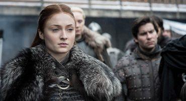 Jessica Chastain critica 'Game of Thrones' por empoderar a Sansa Stark con una 'violación'