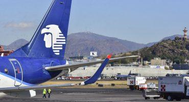 SCT abre investigación contra Aeroméxico por el vuelo de la extitular de Semarnat