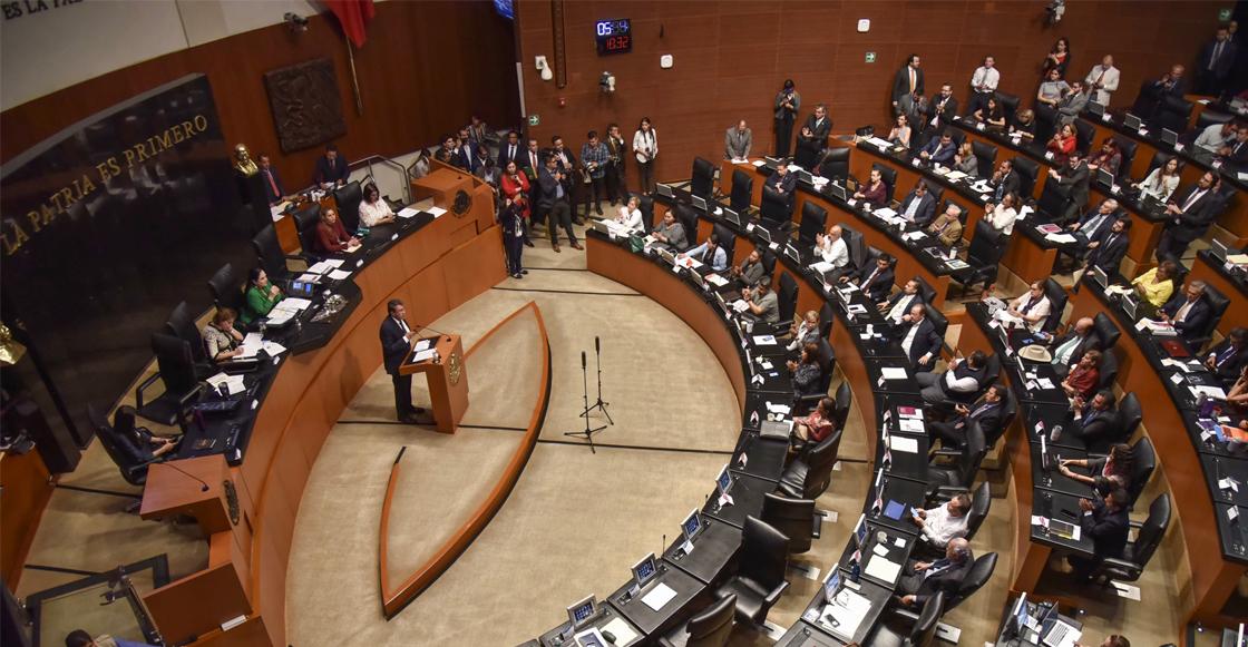 Senado aprueba leyes secundarias para la Guardia Nacional; le toca a los diputados
