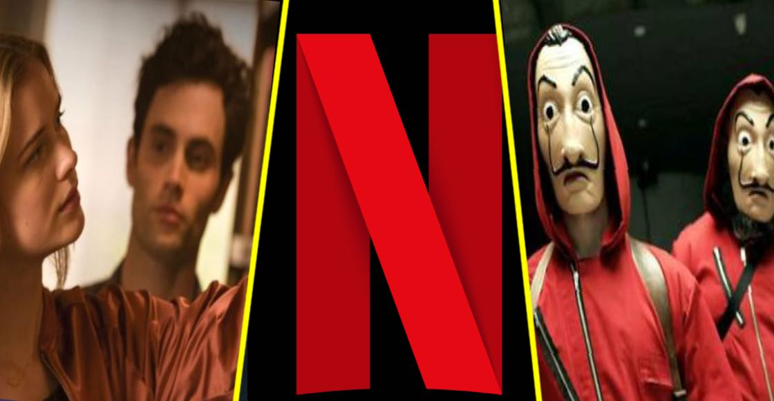 Estas son las series y películas más vistas de Netflix en todo el mundo 🍿