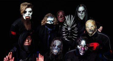 ¡Slipknot por fin reveló sus nuevas máscaras con todo y rola nueva!