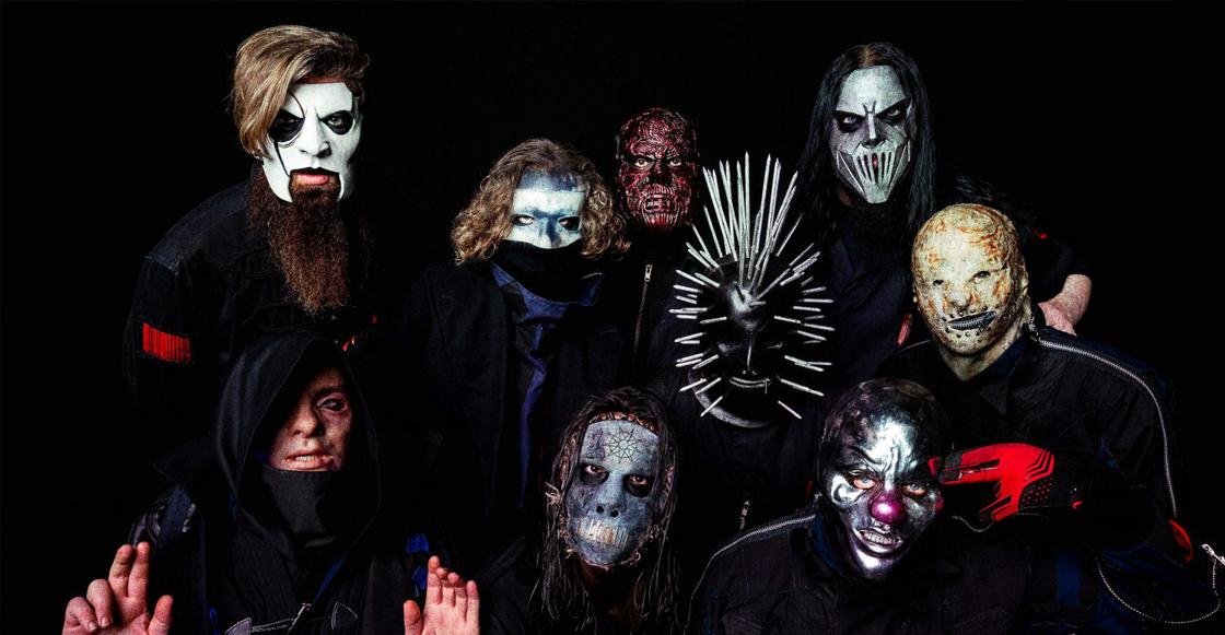 Slipknot estrenó canción y reveló sus nuevas máscaras