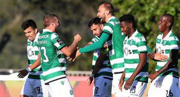 Los goles que hicieron campeón al Sporting de Lisboa de la Copa Taca de Portugal