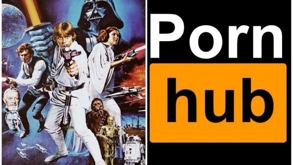 Star Wars Day - Investigación de Pornhub