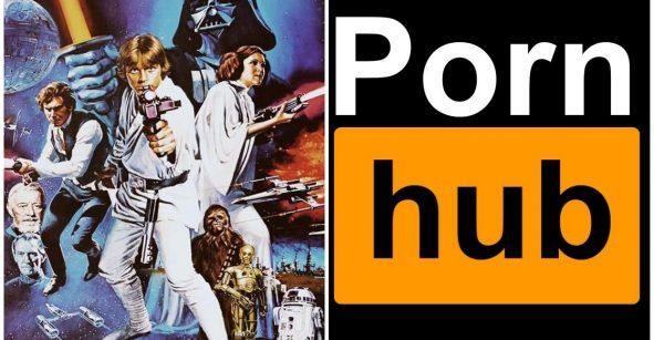 Muchos fans de Star Wars celebraron May the Fourth... ¡viendo porno!
