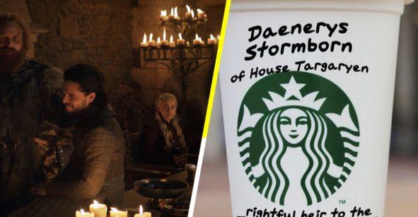¿Un Starbucks en Winterfell? El 'error' del cuarto capítulo de la última temporada de 'Game of Thrones'
