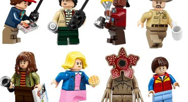 ¡Ya era hora! Checa el nuevo set de LEGO inspirado en 'Stranger Things'