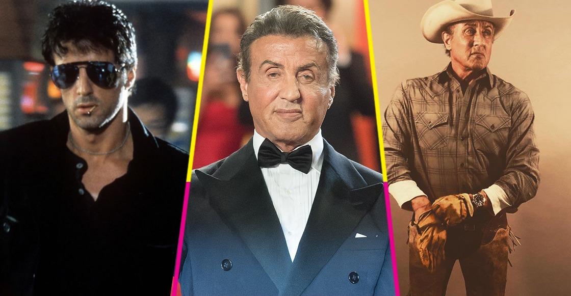 Sylvester Stallone y sus planes de películas