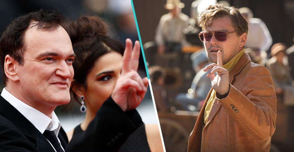 Quentin Tarantino escribe carta sobre spoilers de 'Once Upon a Time in Hollywood'