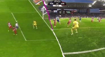 ¡Dedicado a Casillas! El gol del 'Tecatito' Corona con el Porto a lo Borgetti