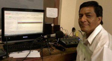Asesinan a Telésforo Santiago Enríquez, director de radio comunitaria en Oaxaca