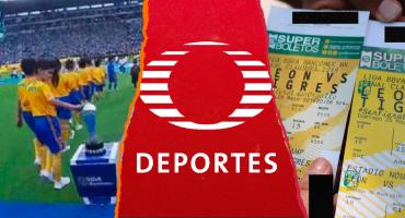 El berrinche de Televisa en Twitter, aficionados estafados... Lo que no se vio de la Final León vs Tigres