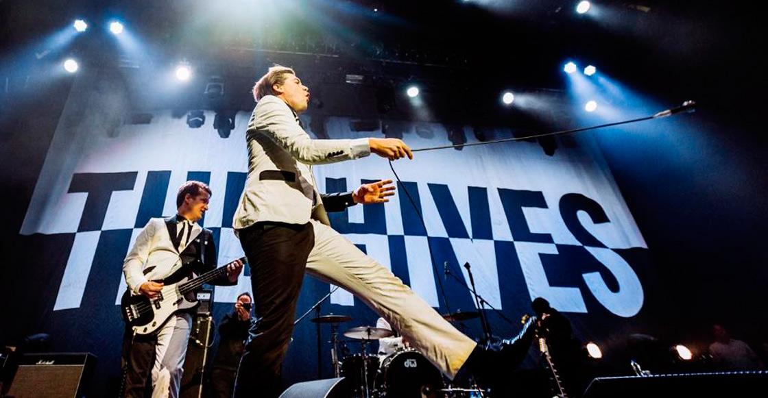 ¡Escucha 'I'm Alive', la primera canción de The Hives en 4 años!