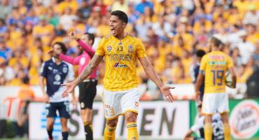 El gol con el que Tigres despachó a Monterrey y se instaló en la Final