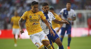 Pachuca y Tigres arrancan la Liguilla con goles en el Hidalgo