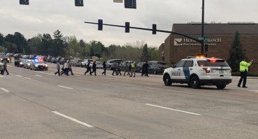 Tiroteo en escuela de Colorado, EUA, deja al menos 7 alumnos heridos