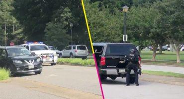 Al menos 11 muertos deja tiroteo en Virginia Beach, Estados Unidos