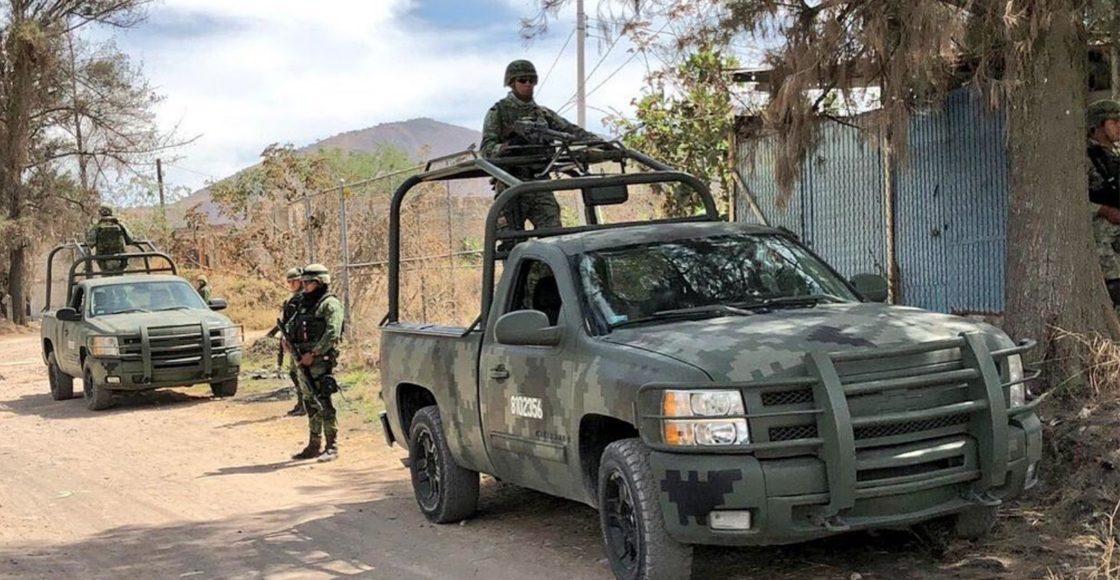 Encuentran restos de al menos 25 personas en una finca de Tlajomulco, Jalisco