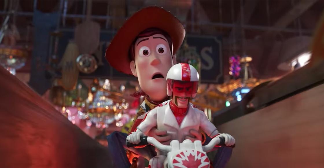 La última lección de Woody: Por acá el tráiler final de 'Toy Story 4'