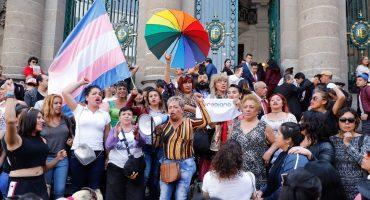 ¡No somos criminales! Trabajadoras sexuales protestan por Ley de Cultura Cívica en CDMX