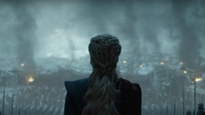 The end! Aquí el tráiler del último episodio de la última temporada de 'Game of Thrones'
