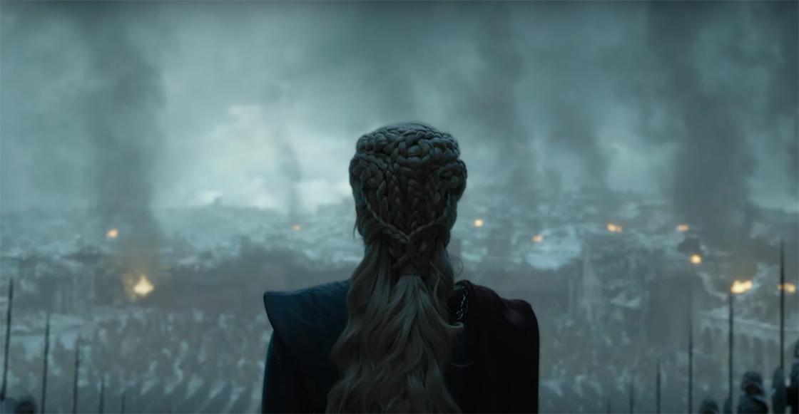 The end! Aquí el tráiler del último episodio de la última temporada de 'Game of Thrones'