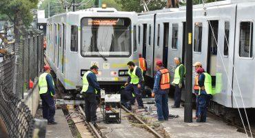 ¡Abusados! A partir del sábado cerrará un tramo del Tren Ligero de la CDMX