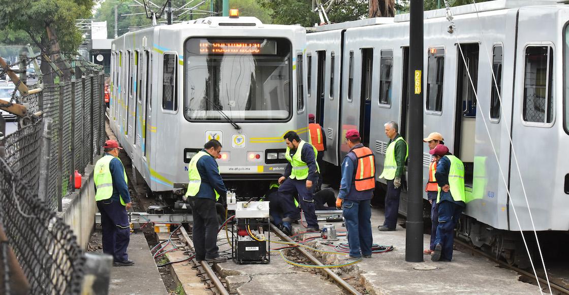 tren-ligero-cdmx-cierre-cerrado-tramo-mantenimiento