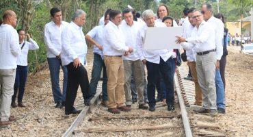 Nomás tantito: Costo de los estudios del Tren Maya se disparó 710%