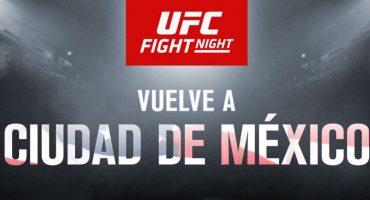 ¡Empiecen a ahorrar! UFC vendrá a México en septiembre con una 'cartelera explosiva'