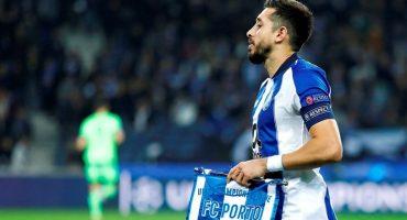 Las últimas palabras de Héctor Herrera previo a su despedida del Porto