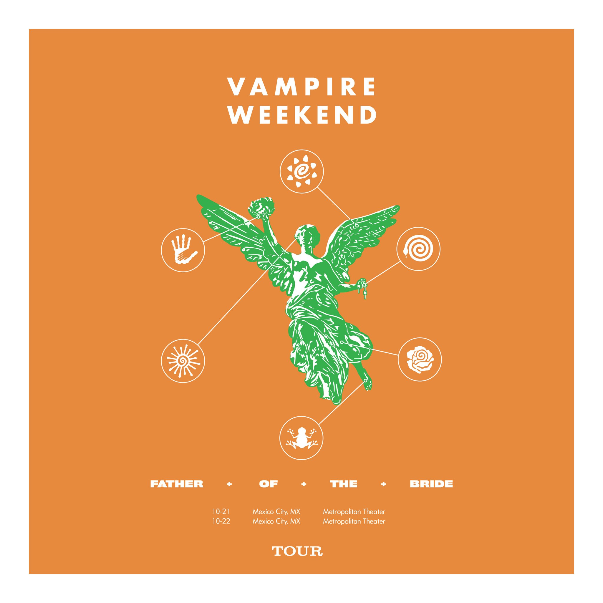 ¡Vampire Weekend regresará a México luego de 6 años!