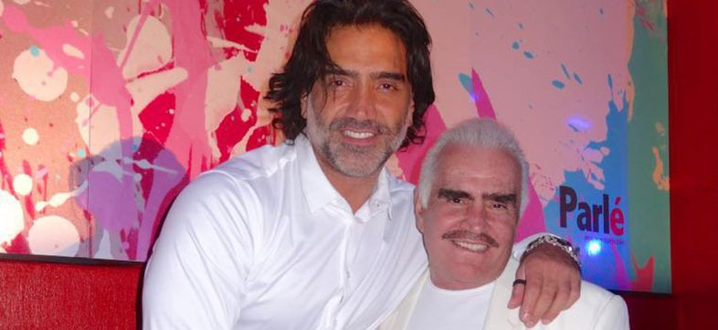 """¡YA 100TC SEÑOR! Vicente Fernández rechazó transplante de hígado por miedo que sea de """"un gay o drogadicto"""""""