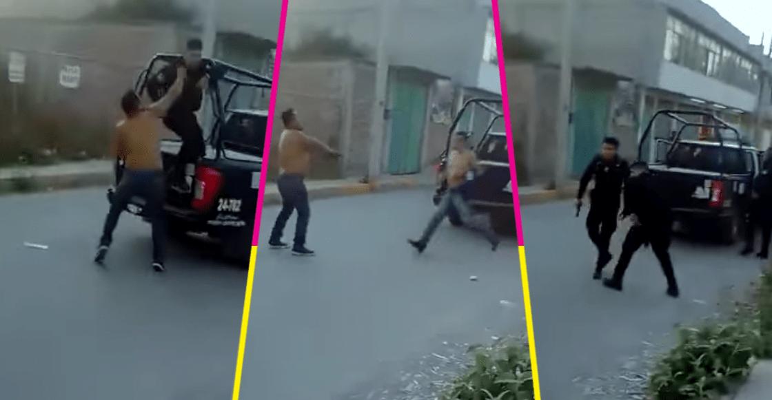 video-desarma-policia-ecatepec-arma-rescata