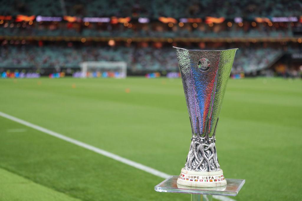 ¡ abrió el marcador! Checa el gol de en la Final de la Europa League