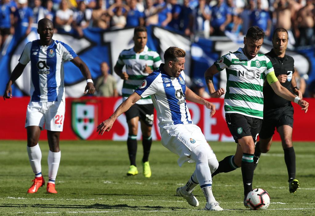 Los goles que hicieron campeón al Porto de la Copa Taca de Portugal