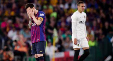 Los goles que marcaron el fracaso del Barcelona en la Copa del Rey
