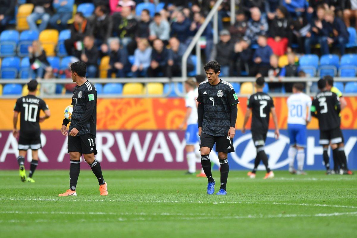 Lo que necesita la Selección Mexicana para avanzar en el Mundial Sub-20