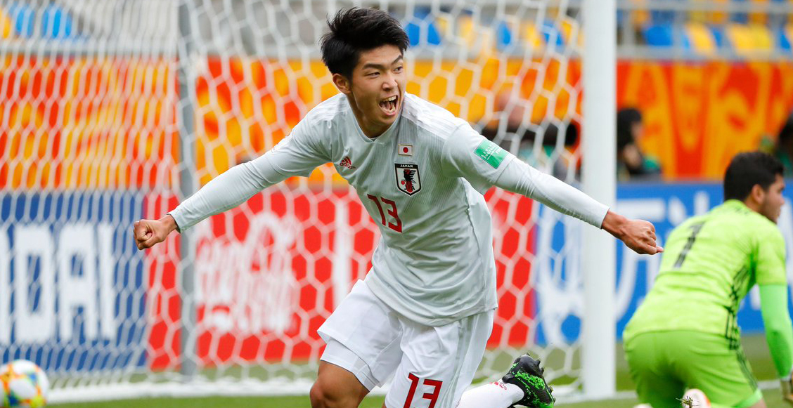 ¡Pasu-Kasa! Los goles con los que Japón hundió a México en el Mundial Sub-20