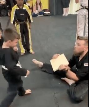 """""""Tú puedes"""": El conmovedor video de un niño karateca que te hará creer en tí mismo"""